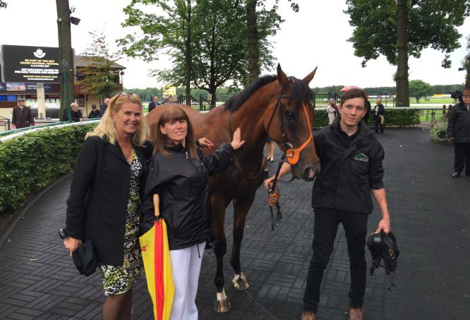 The Firm at Haydock
